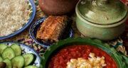 طرز تهیه پامادور خورشت گیلانی ساده و خوشمزه با گوجه و تخم مرغ