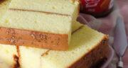 طرز تهیه کیک با آب جوش بدون شیر با فر و بدون فر در قابلمه