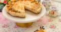 طرز تهیه چیز کیک هویج ساده و خوشمزه با پایه بیسکویت در فر