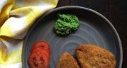 طرز تهیه کتلت گیاهی ساده و لذیذ با کینوا و سیب زمینی