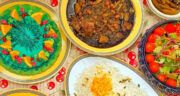 طرز تهیه خورش کرفس با لوبیا ساده، مجلسی و لذیذ با گوشت