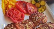 طرز تهیه کتلت رژیمی خوشمزه و بدون روغن با سویا و سبزیجات