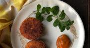 طرز تهیه کوکوی ماهی سالمون خوشمزه با سیب زمینی و تخم مرغ