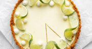 طرز تهیه چیز کیک لیمویی یخچالی بدون فر خوش طعم و ساده