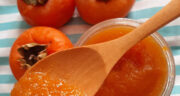 طرز تهیه مارمالاد خرمالو خوشمزه و آسان با پودر ژلاتین و شکر
