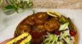 طرز تهیه کتلت شکم پر لذیذ و مجلسی با سیب زمینی، گوشت و سبزی