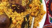 طرز تهیه هواری گوشت و نخود بندری خوشمزه به روش محلی