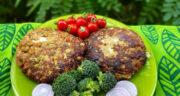 طرز تهیه کوکو بادمجان کبابی ساده و لذیذ و بدون گوشت
