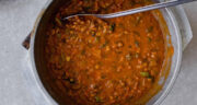 طرز تهیه مرجو خورش طالقانی ساده و خوش طعم با گوشت و عدس
