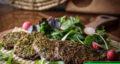طرز تهیه شامی بروجردی ساده و سنتی با گوشت و سبزی و آرد