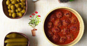 طرز تهیه شفته اراکی خانگی خوشمزه با گوشت و آرد نخودچی